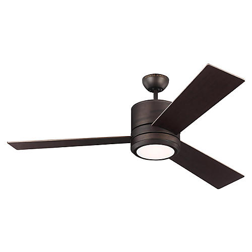 Vision Ceiling Fan, Roman Bronze