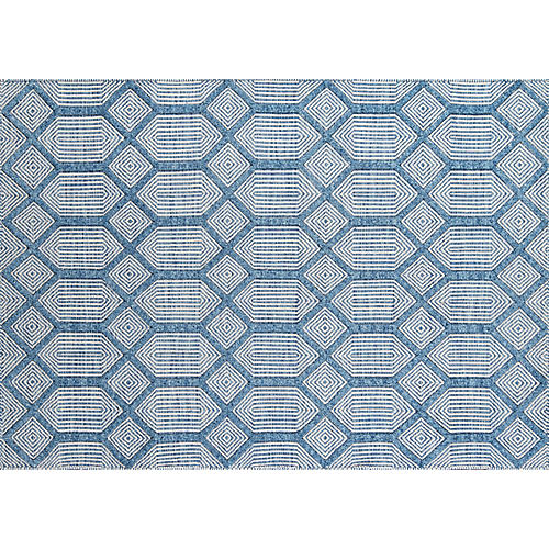 Langdon Cambridge Rug, Blue