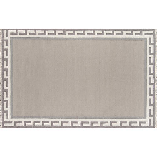 Thompson Hinkley Rug, Gray