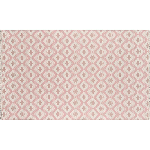Thompson Newbury Rug, Pink
