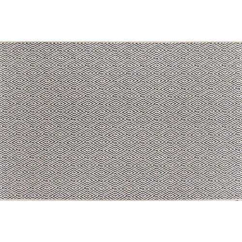 Wells Outdoor Rug, Charcoal