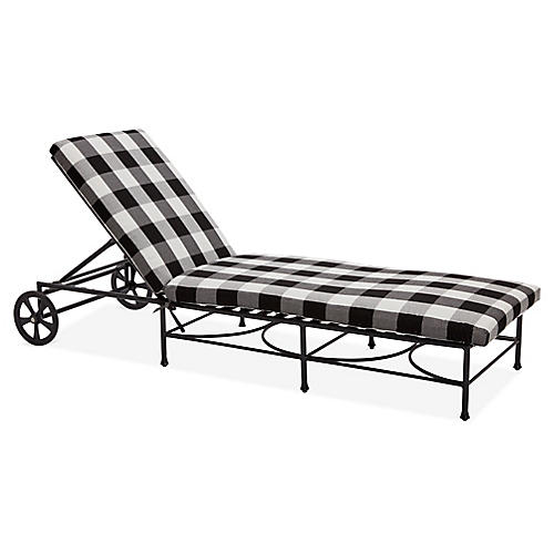 Frances Chaise, Gingham