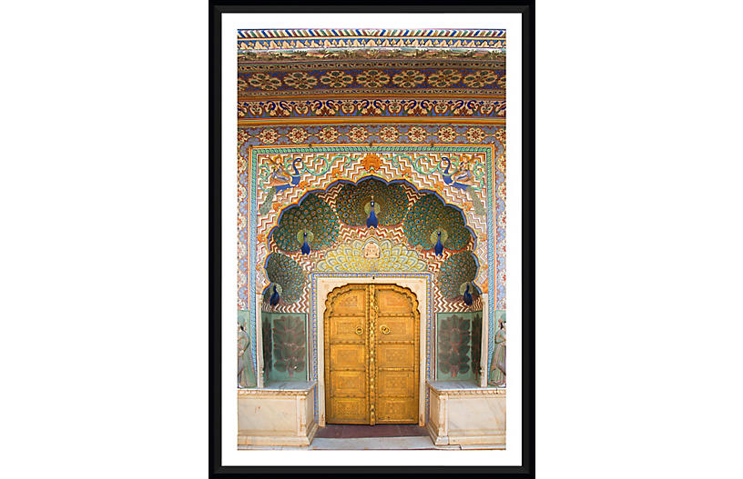 Grant Faint, Palace Peacock Door