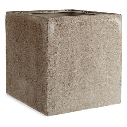 Lima Outdoor Planter, Sand