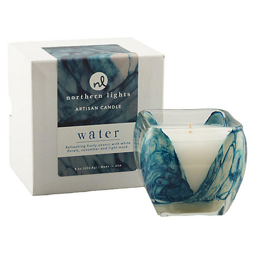 Cascade Candle, Water