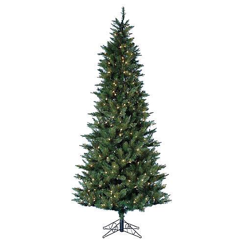 Classic Pre-Lit Christmas Tree, Faux