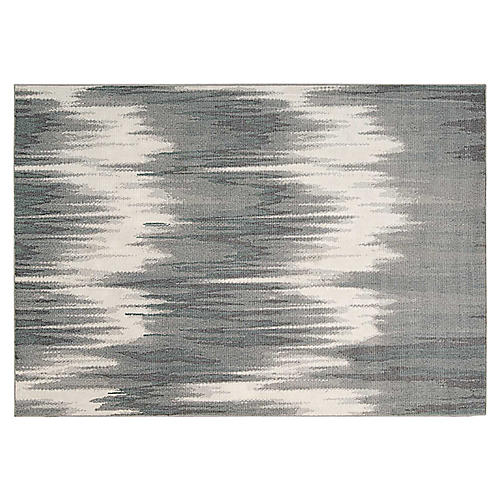 Gradient Rug, Baltic