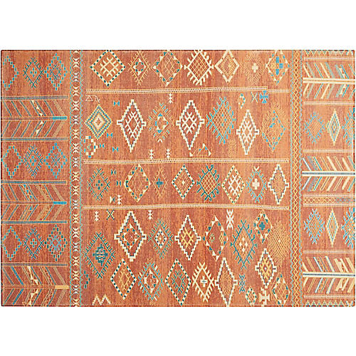 Reed Kids' Rug, Sunset