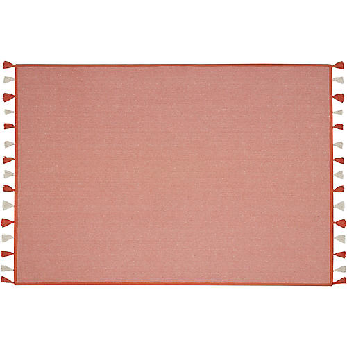 Sutton Kids' Rug, Orange