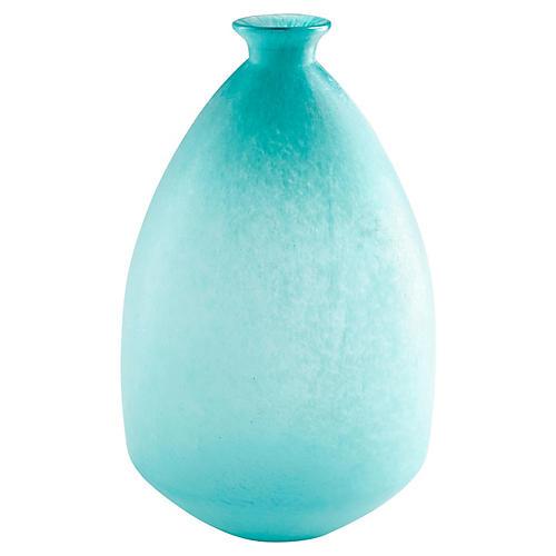 Brenner Vase, Sky Blue