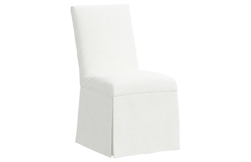 Owen Slipcover Side Chair