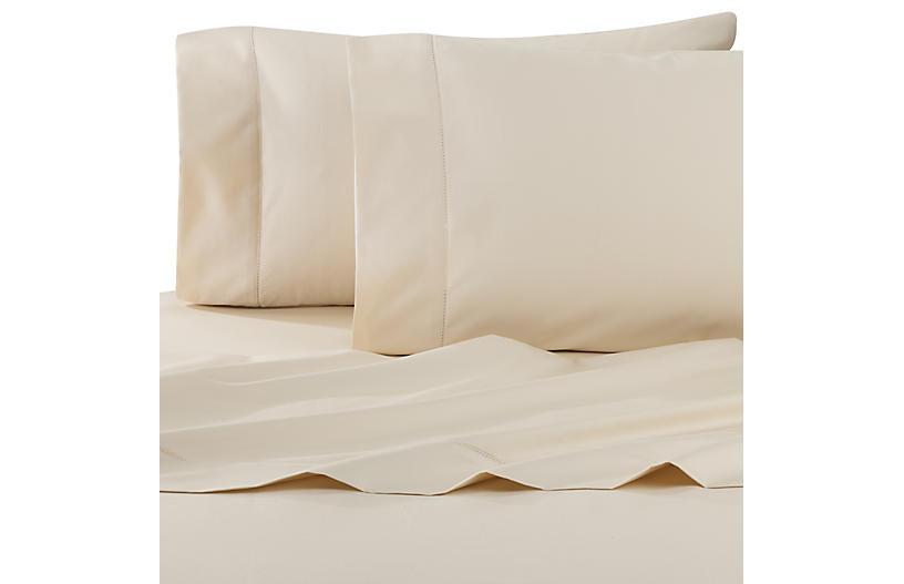 S/2 Dream Zone Pillowcases, Ivory