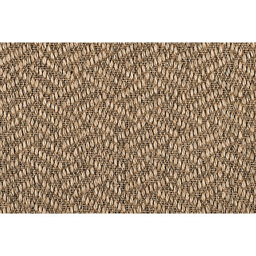 Vienna Sisal Rug, Sand
