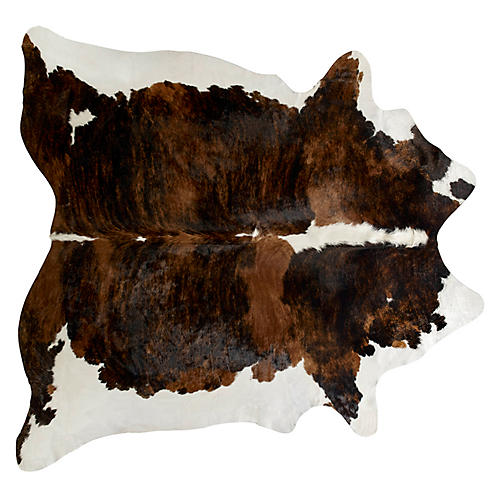 Natural Hide, Dark Tricolor