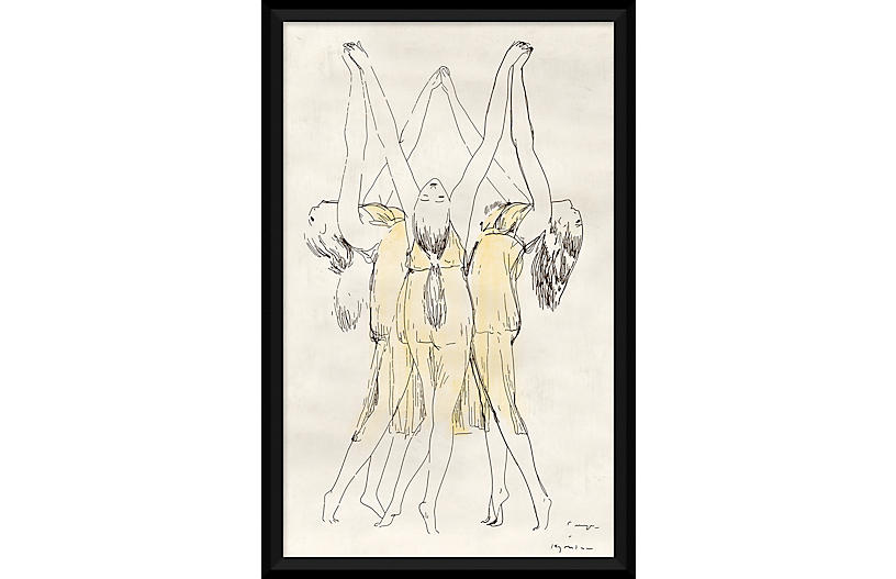 Ballet Dancers II