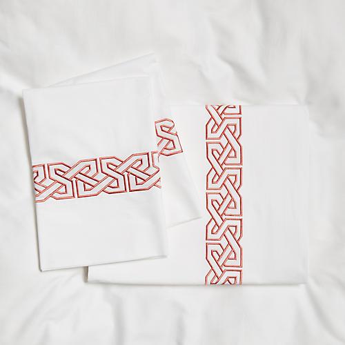 Tate Sheet Set, Cinnamon