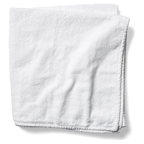 Bliss Bath Sheet, White