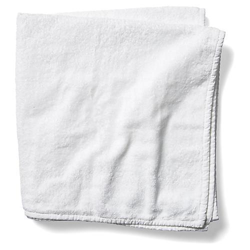 Bliss Bath Sheet, White