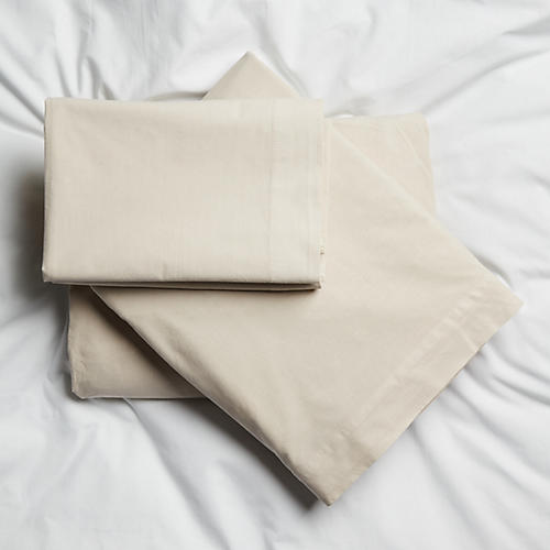 Nap Sheet Set, Ecru
