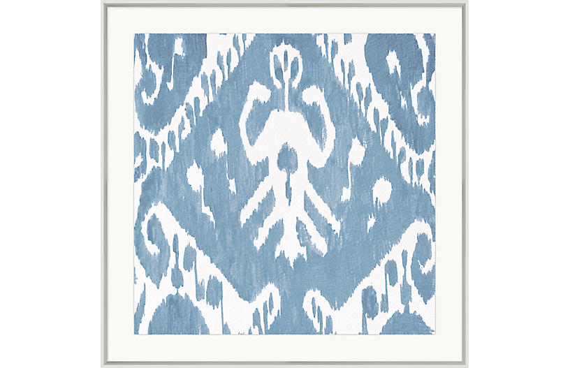 One Kings Lane, Indigo Shibori 1