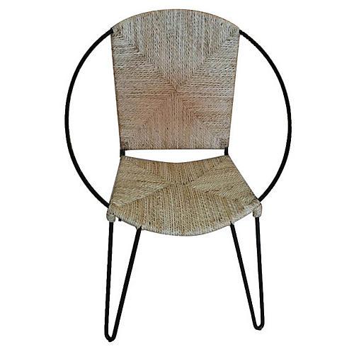Nadu Accent Chair, Natural