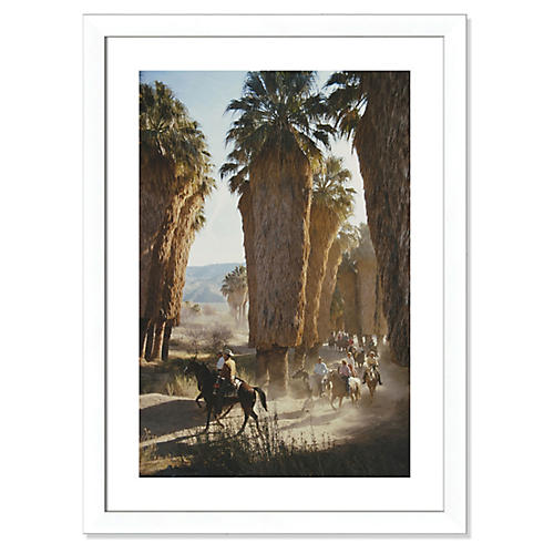 Slim Aarons, Palm Springs Riders