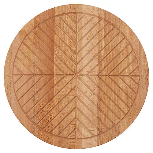 Renoir Cheese Board, Natural