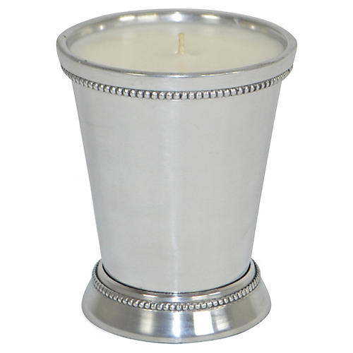 Selina Julep Candle, Peony Petals