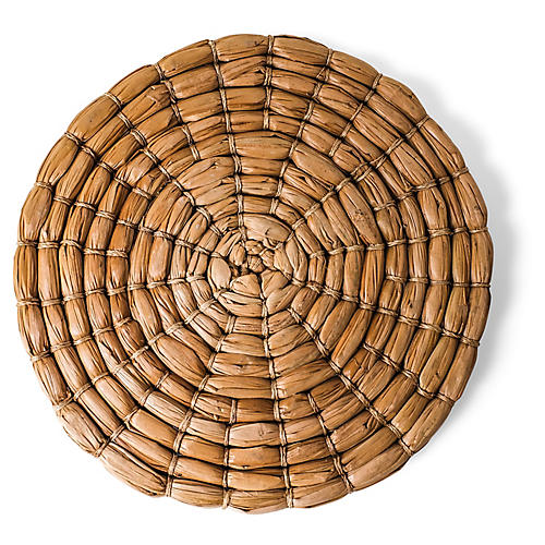 S/4 Holst Place Mats, Natural