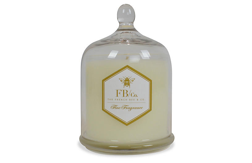 Cloche Candle, Orange Blossom
