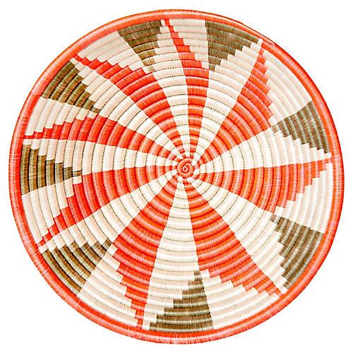 """12"""" Korren Oyam Basket, Blazing Orange"""