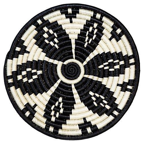 Ikaze Trivet, Black/Ivory