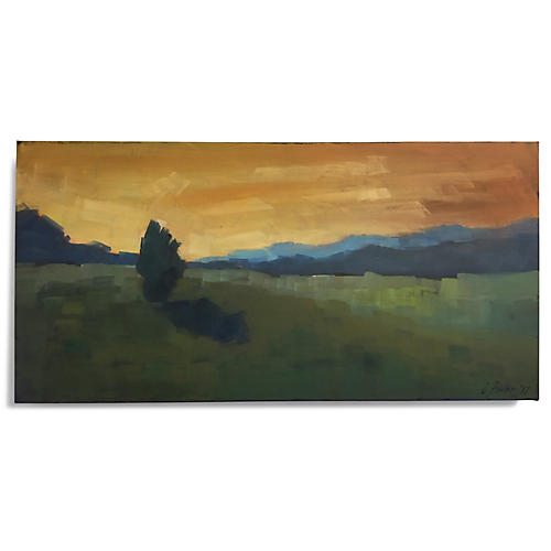 Jeremy Fowler, Evening Light