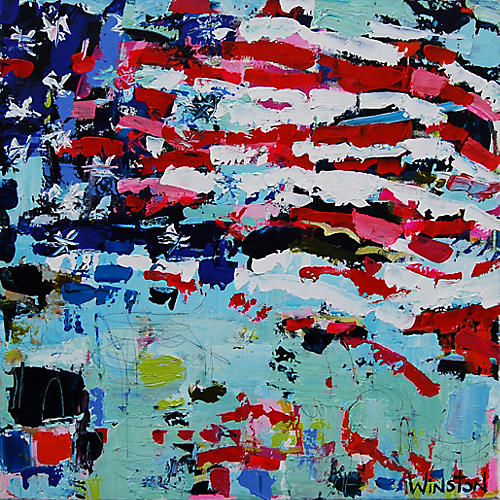 Winston Wiant, USA Abstract