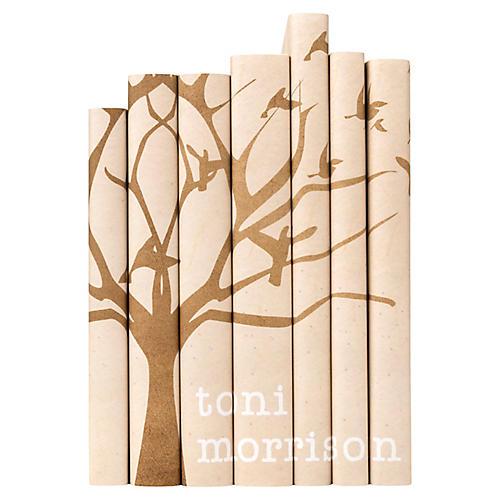 S/7 Toni Morrison Book Set
