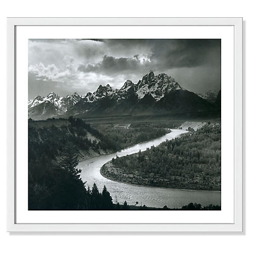 Ansel Adams, Snake River