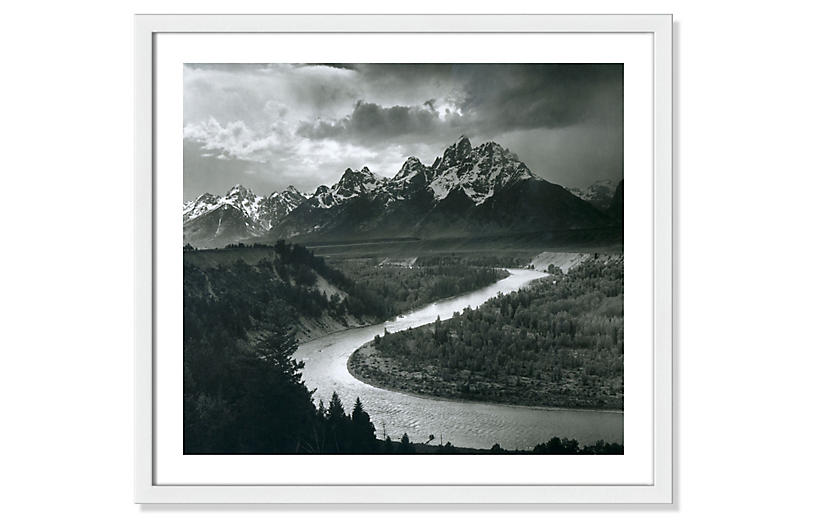 Ansel Adams, Snake River