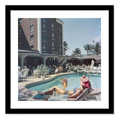 Slim Aarons, Palm Beach