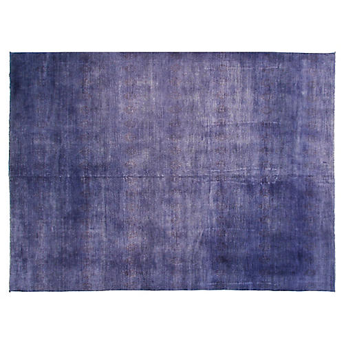 12'x16' Harmon Hand-Knotted Rug, Berry