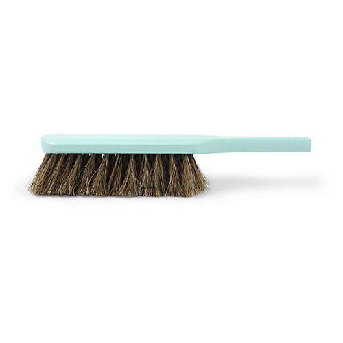 Bamza Hand Brush, Light Blue