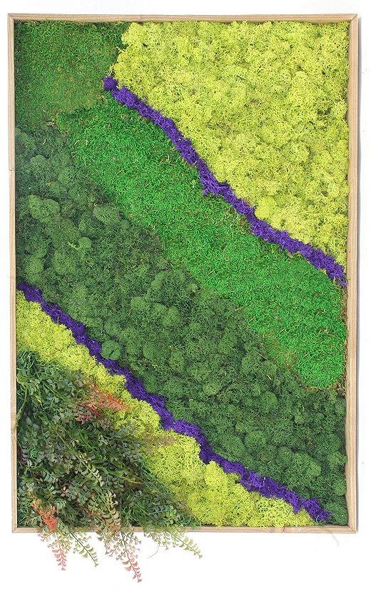 Moss Wall Piece