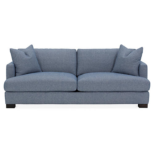 Hudson Sofa, Chambray