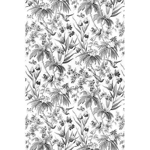 Seychelles Wallpaper, Ivory