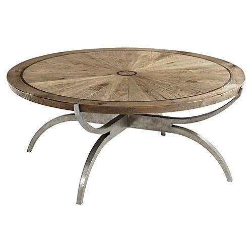Weston Coffee Table, Echo Oak