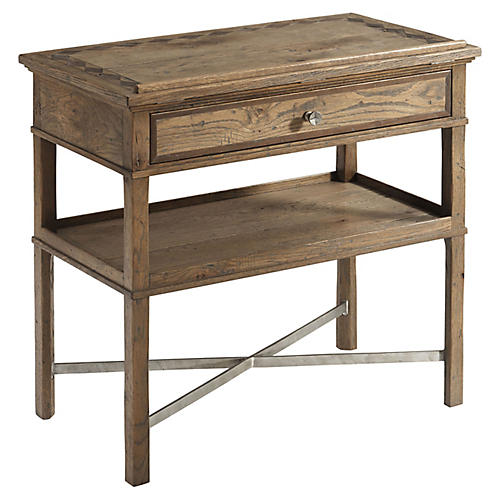 Ardern Nightstand, Echo Oak