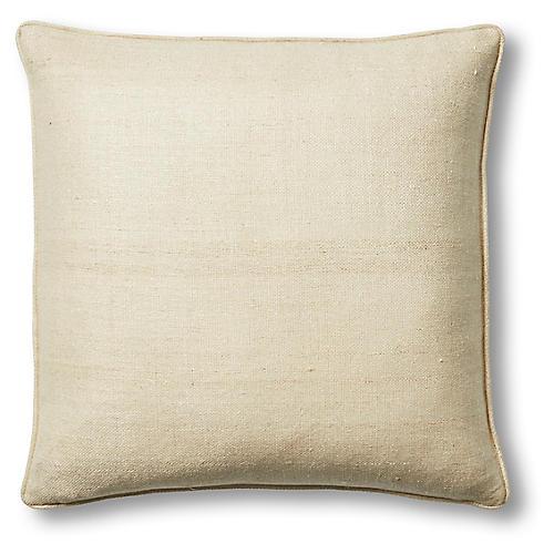 Caroline 22x22 Pillow, Sand