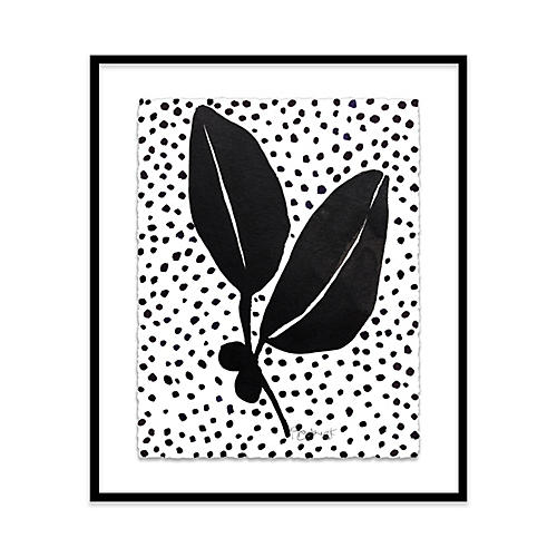 Kate Roebuck, Polka Dot Plant I