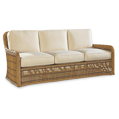 Rafter Sofa, Canvas Sunbrella