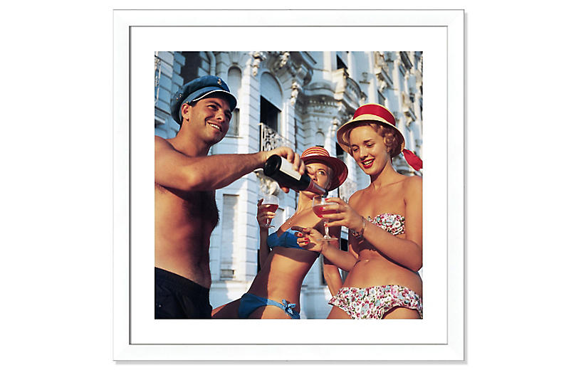 Slim Aarons, Top Up ?