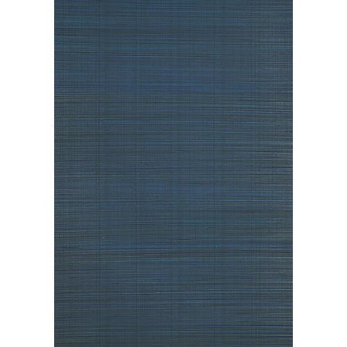 Zen Bamboo Wallpaper, Blue